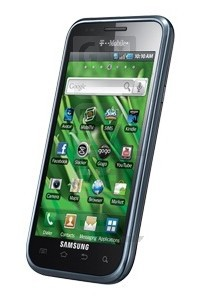 SAMSUNG T959 Galaxy S Vibrant 3G image on imei.info