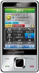 GIONEE A200 image on imei.info