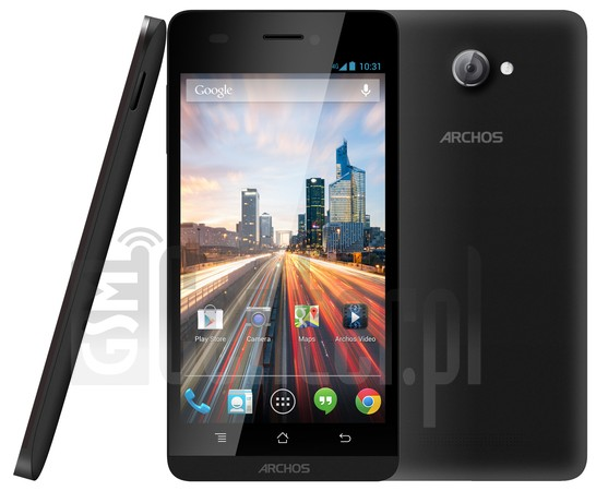 ARCHOS 45 Helium 4G image on imei.info