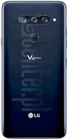 IMEI Check LG V40 ThinQ on imei.info