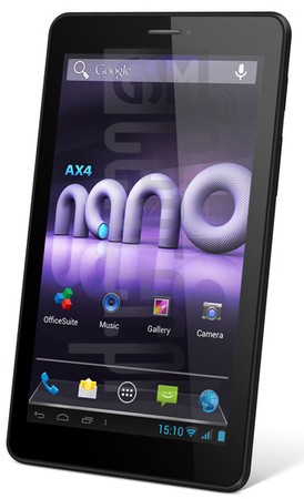 ALLVIEW AX4 Nano image on imei.info