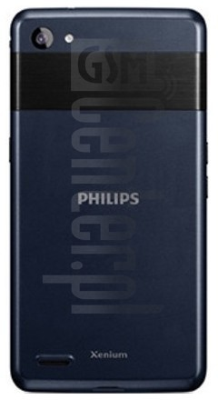 PHILIPS W6618 Xenium image on imei.info