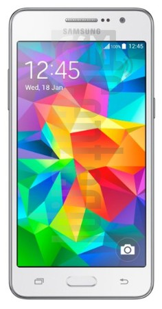 SAMSUNG G531F Galaxy Grand Prime 4G image on imei.info