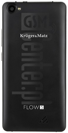 IMEI Check KRUGER&MATZ Flow 5 on imei.info