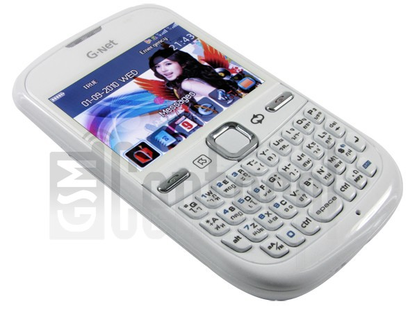 GNET G809 image on imei.info