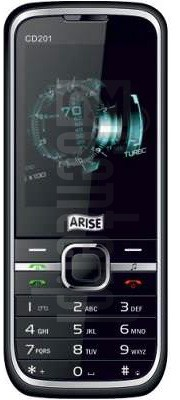 ARISE CD201 image on imei.info