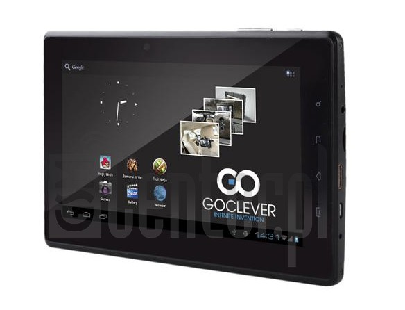 GOCLEVER Tab T76GPS  image on imei.info