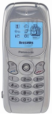 PANASONIC GD75 image on imei.info