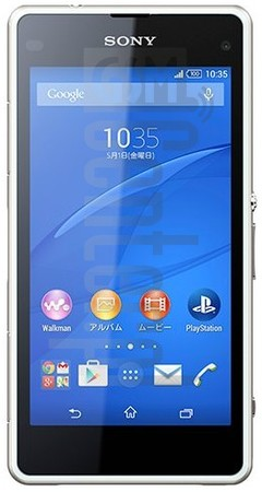 SONY Xperia J1 Compact D5788 image on imei.info