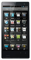 SOFTBANK 203SH image on imei.info