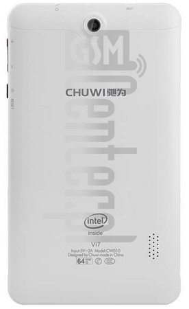 CHUWI Vi7 image on imei.info