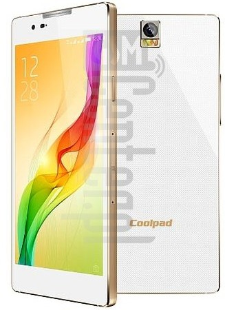 CoolPAD X7-I00 image on imei.info