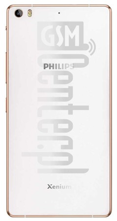 PHILIPS X818 image on imei.info