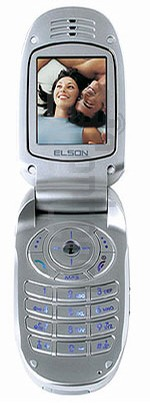 ELSON MP500 image on imei.info