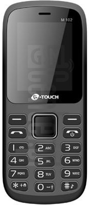 K-TOUCH M102 image on imei.info