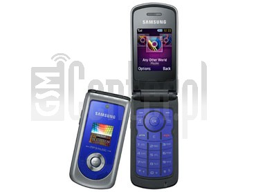 SAMSUNG M2310 image on imei.info