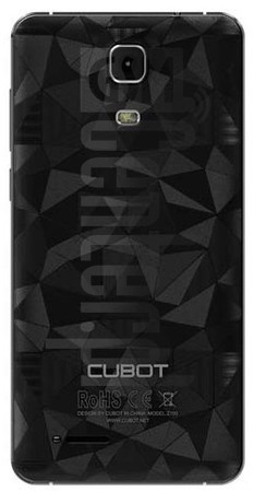 CUBOT Z100 image on imei.info