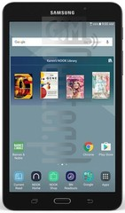 IMEI Check SAMSUNG Galaxy Tab A Nook on imei.info