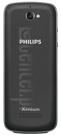 PHILIPS Xenium E560 image on imei.info