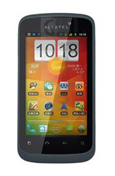 ALCATEL OT- 979 image on imei.info