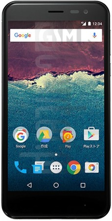 SHARP Aquos 507SH Android One image on imei.info