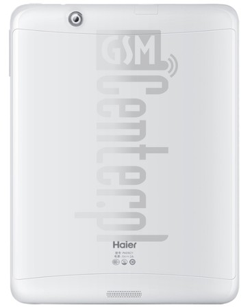 "IMEI Check HAIER PAD-812 8"" on imei.info"