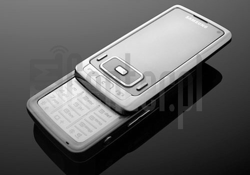 SAMSUNG G800 image on imei.info