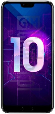 HUAWEI Honor 10 image on imei.info