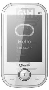 QMOBILE E900 image on imei.info