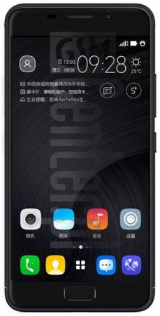 ASUS ZenFone 4 Max image on imei.info