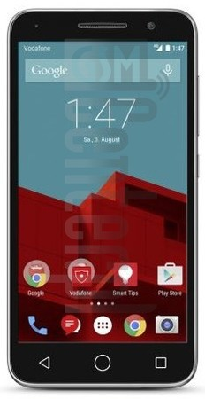 VODAFONE Smart prime 6 image on imei.info
