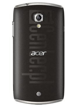 ACER Liquid Glow image on imei.info