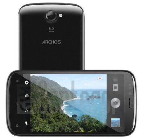 ARCHOS 53 Platinum image on imei.info
