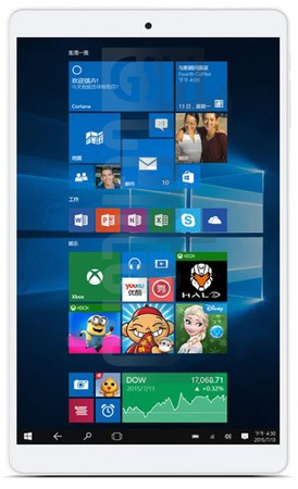 TECLAST X80 Plus image on imei.info