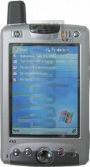 HP iPAQ h6340 image on imei.info