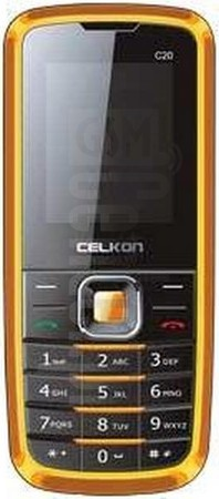 CELKON C20 image on imei.info