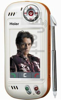 HAIER A63 image on imei.info