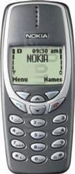 NOKIA 3320 image on imei.info