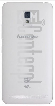 LENOVO A3580 image on imei.info
