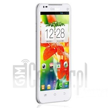 CoolPAD 8190Q image on imei.info