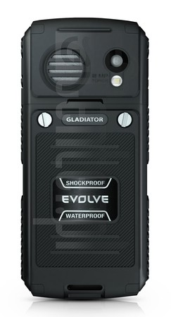 EVOLVE Gladiator RG400 image on imei.info