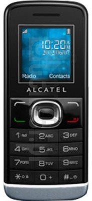 ALCATEL ONE TOUCH 233 image on imei.info