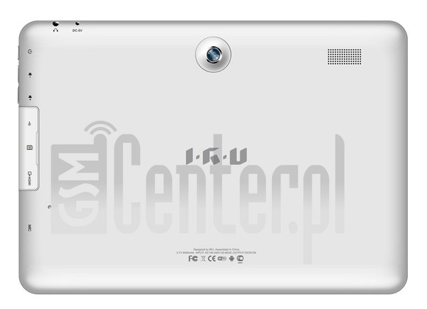 IRU R1001 image on imei.info