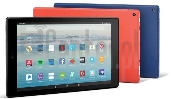 IMEI Check AMAZON Fire HD 10 2017 on imei.info