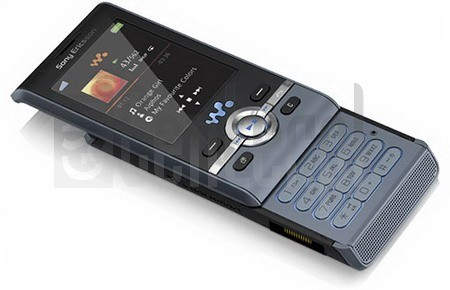 SONY ERICSSON W595a image on imei.info