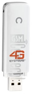 IMEI Check 4G SYSTEMS XSStick W14 on imei.info