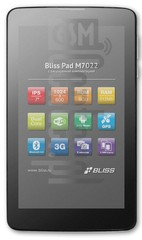 IMEI Check BLISS Pad M7022 on imei.info