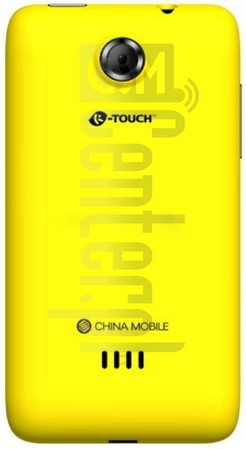 K-TOUCH T619 image on imei.info