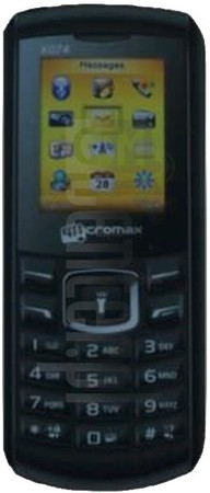 MICROMAX X074 image on imei.info