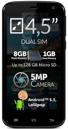 ALLVIEW A6 Lite image on imei.info